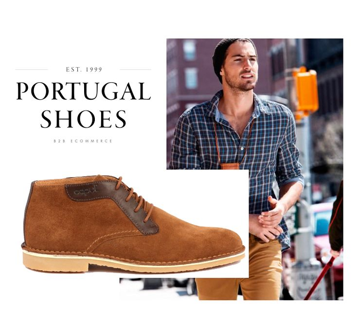 Ankle boots for Man from Capul collection. Explore them here: http://bit.ly/1TtxdMN
