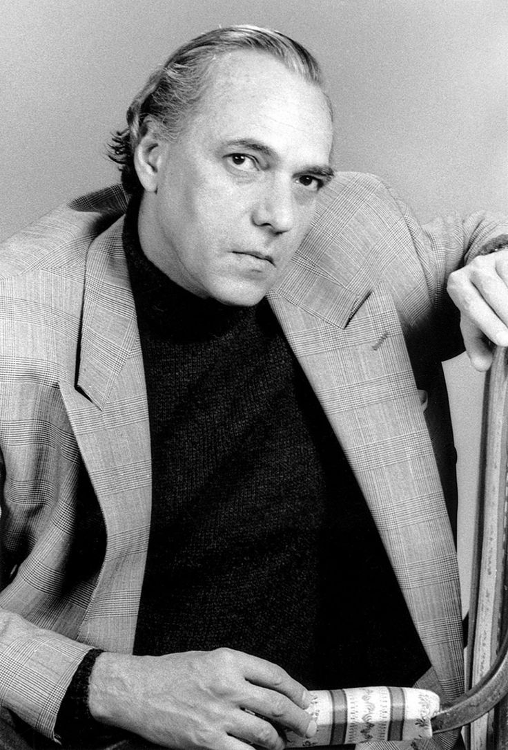 Benedek Miklós, színész - Budapest (1997)