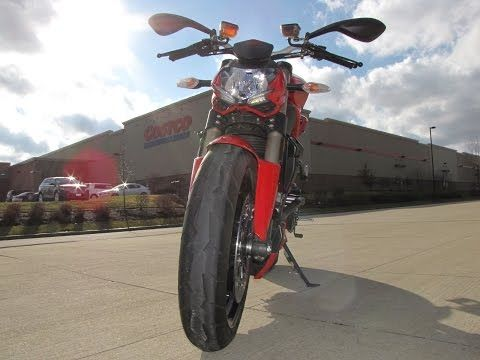 2014 Used DUCATI STREETFIGHTER 848 STREETFIGHTER 848 at Used Motorcycle Store Serving Chicago, Naperville, & Rockford, IL, IID 16023125