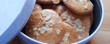 Amandelkoekjes - lekker glutenvrij recept