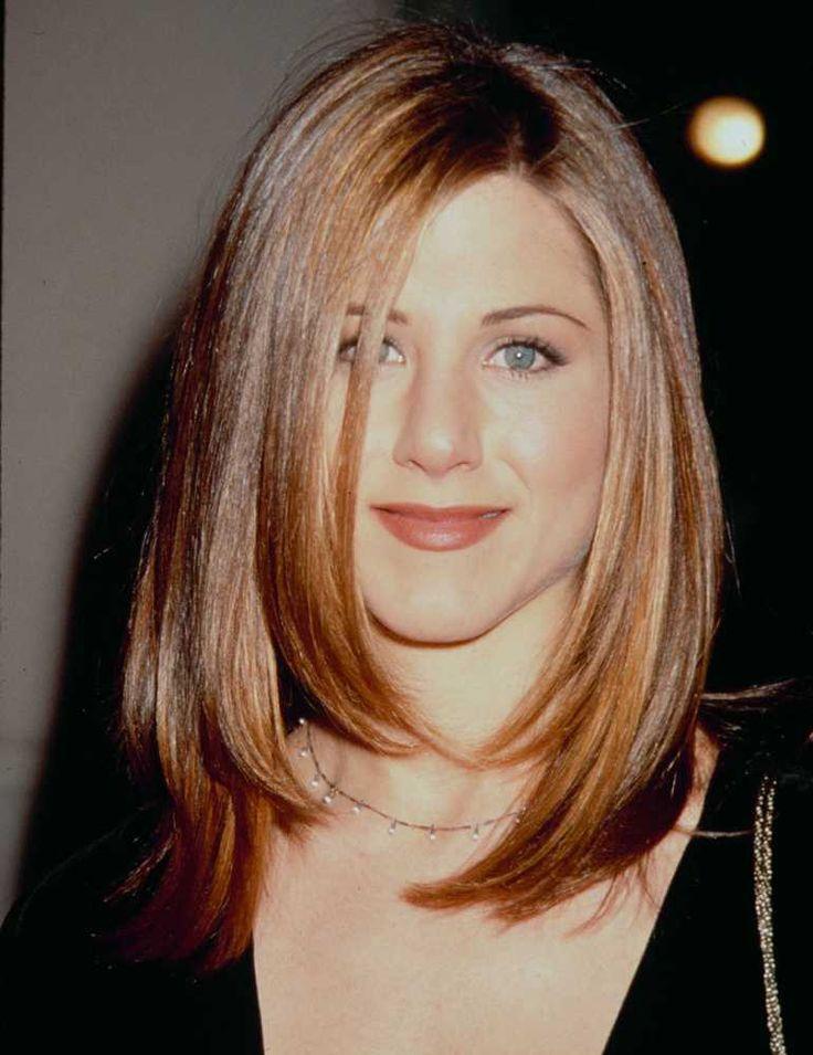 Hair Evolution: Jennifer Aniston | Fashion, Trends, Beauty Tips & Celebrity Style Magazine | ELLE UK