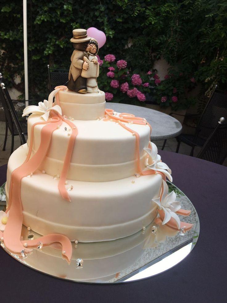 Italienische Hochzeitstorte