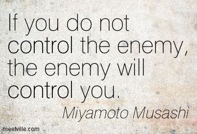 Quotes of Miyamoto Musashi About regret, study, men, tomorrow ...