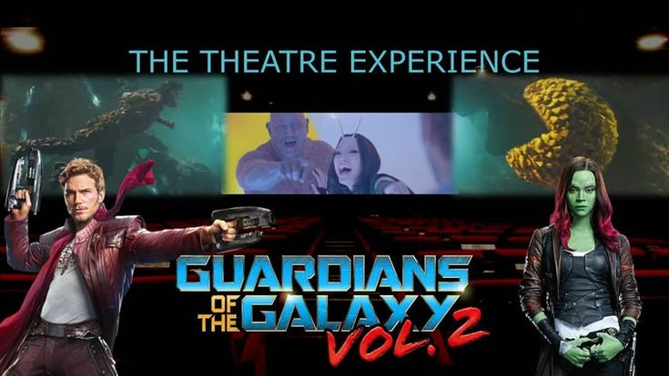Our #GuardiansoftheGalaxyVol2 Audience Reaction is up! Link in Bio.  #GuardiansOfTheGalaxy #StarLord #Gamora#Drax #RocketRaccoon #BabyGroot #Groot #Yondu #Nebula #Mantis #Ego #Avengers #InfinityWar #Movies #Theatre #MovieTheatre #shareAMC #Marvel #DC #StarWars #AudienceReaction