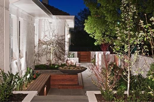 Small Backyard Garden Ideas Australia : Beautiful and contemporary  Home Garden Ideas  Pinterest