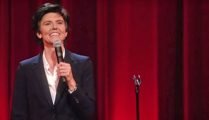 "Tig Notaro has good intentions: ""I offered to be the sober driver,"" the comedian says in a clip from her upcoming HBO special, Boyish Girl Interrupted. ""Not that anybody in my family cared either way. They were just like, 'okay, nerd.'"""