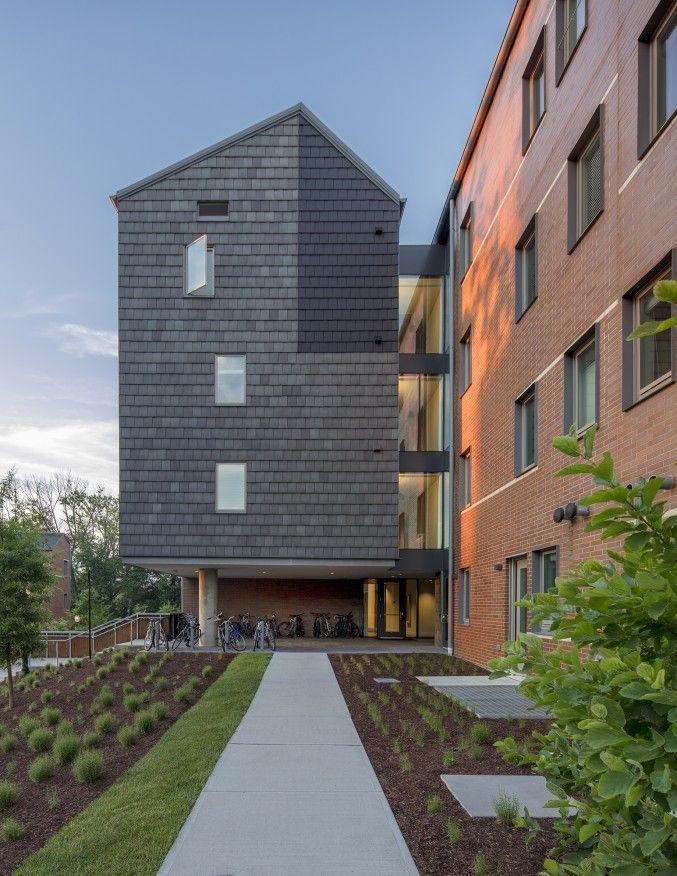 Lakeside Graduate Housing Princeton University Architect Magazine