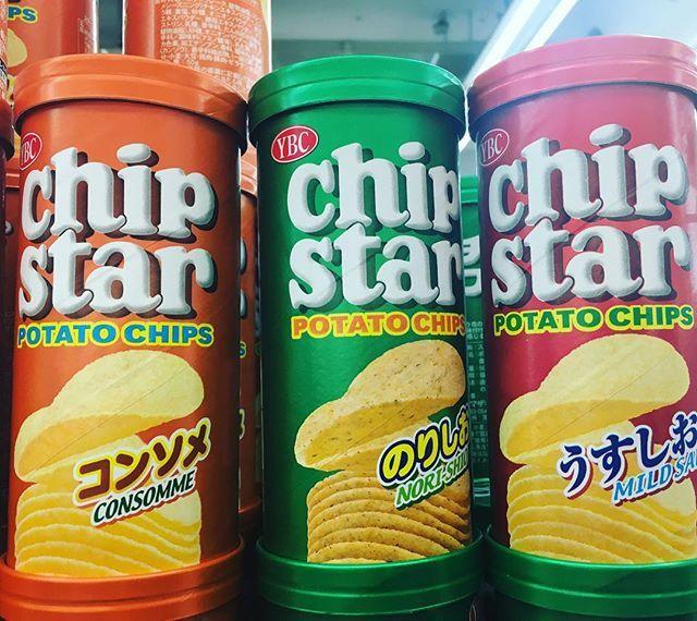 Ybc Chip Star Yamazaki Biscuit Long Seller Snacks Potato Chips