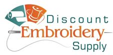 Best Machine Embroidery Supplies from Discount Embroidery Supply ®