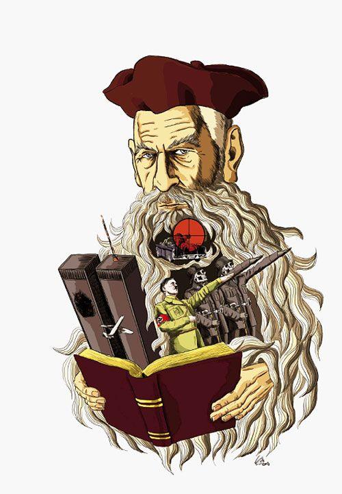 Michel de Nostradamus, el profeta de la desventura: REPORTAJE