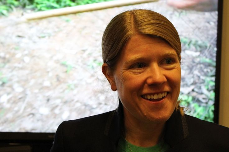 Sarah Parcak set out to enlist the people around the globe in an urgent battle against looting of antiquities.