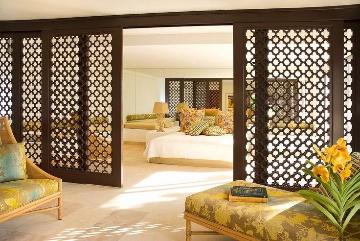 La Dacha, een luxe 5 slaapkamers villa, gelegen in Terres Basses met een spectaculair uitzicht over de oceaan, noordelijke kustlijn van het eiland