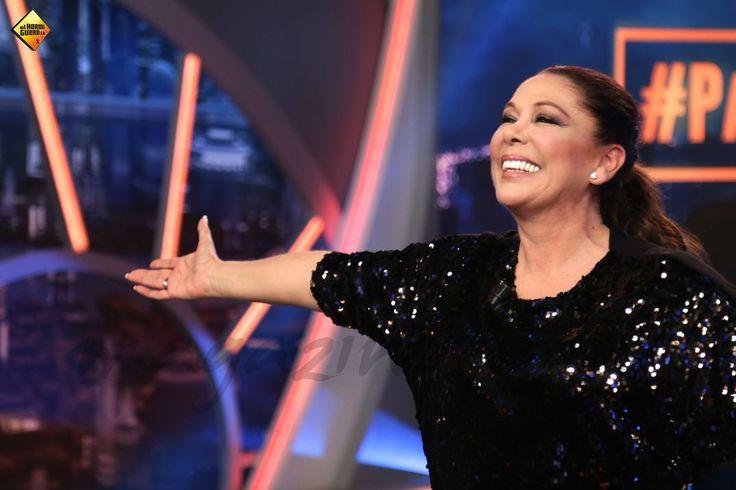 El regreso de Isabel Pantoja a la televisión - Isabel Pnatoja y Pablo Motos - El Hormiguero 3.0