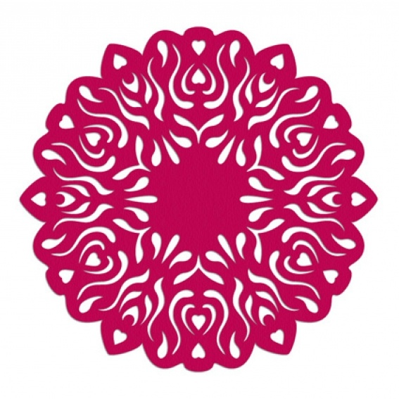 Podkładka z filcu WIOSNA 33 Różne kolory!
