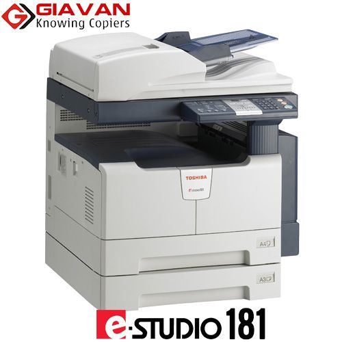 Toshiba E Studio 181 Software