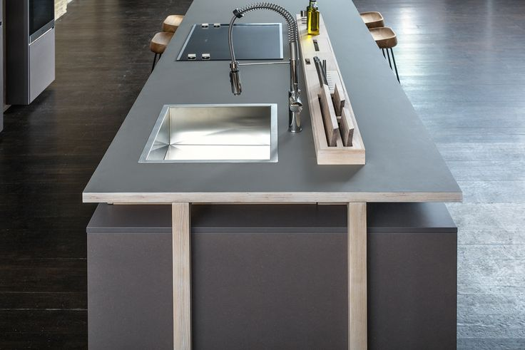 CHIA Kitchen by FILD for ANOVA on Behance