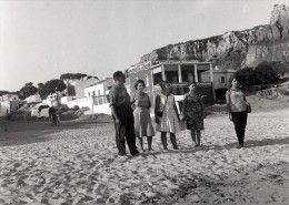 1964 60mm NEGATIVE OLHOS DE AGUA ALGARVE PORTUGAL NOT PHOTO NEGATIVO NO FOTO