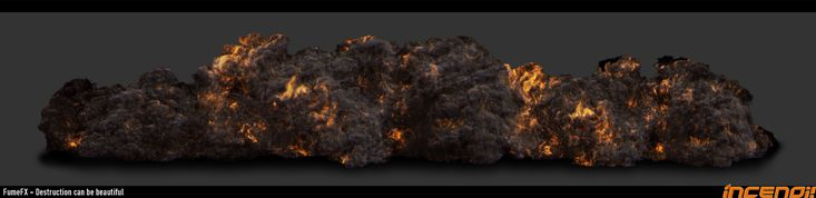 FumeFX simulated on a 24 core machine with 48gig ram...