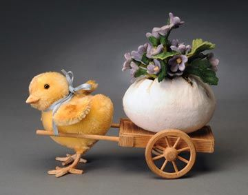 *EASTER ~ by: R. John Wright Collectible Dolls