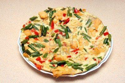 Metabolic Balans Recepten – Roerei met chili en groenten