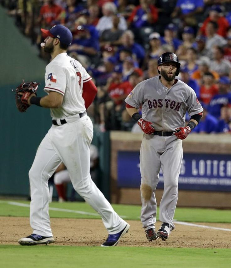 Dustin Pedroia makes incredible heads up play in Red Sox game