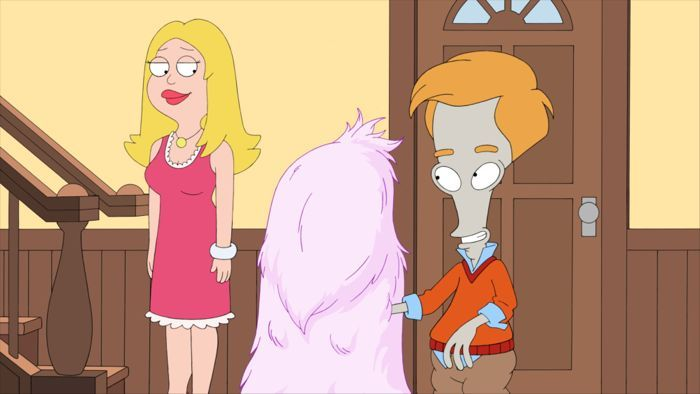 AMERICAN DAD Season 11 Episode 3 Photos Blagsnarst, A Love Story Preview Promotional Stills 1103 FOX