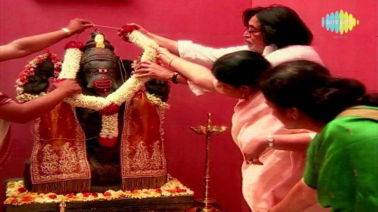 Gajanana Shri Ganraya (Ganpati Song) - Lata Mangeshkar - Ganpati Aarti -...