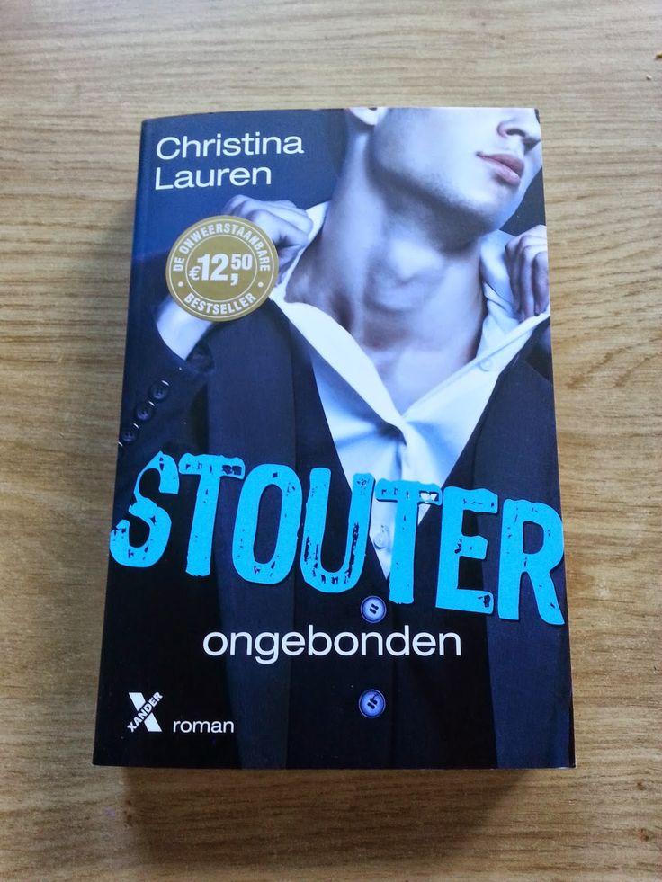 Lees dan!: Stouter #3 - Ongebonden - Christina Lauren