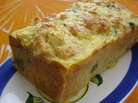 Cake salé☆ケークサレの基本 by Cookingmam [クックパッド] 簡単おいしいみんなのレシピが235万品