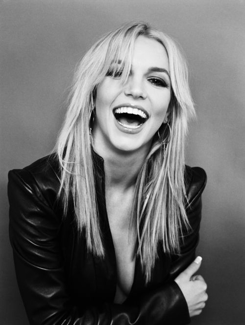Britney Spears - I will always love the pop princess.