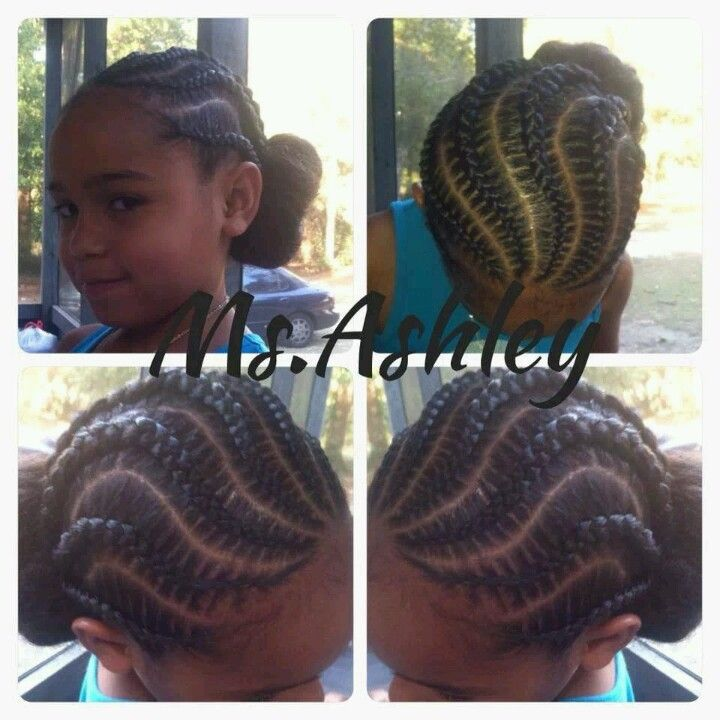 Remarkable 1000 Images About Natural Hairstyles Children On Pinterest Short Hairstyles For Black Women Fulllsitofus