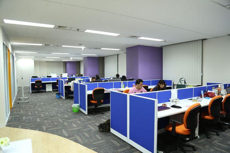 Changyou Workspace - pumainterior.com