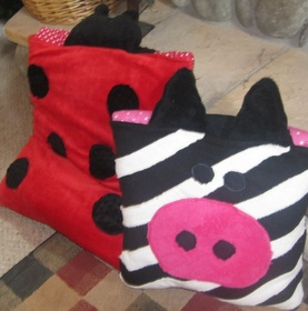 """Parties and Patterns: Quillow Pattern """"Zebra"""""""