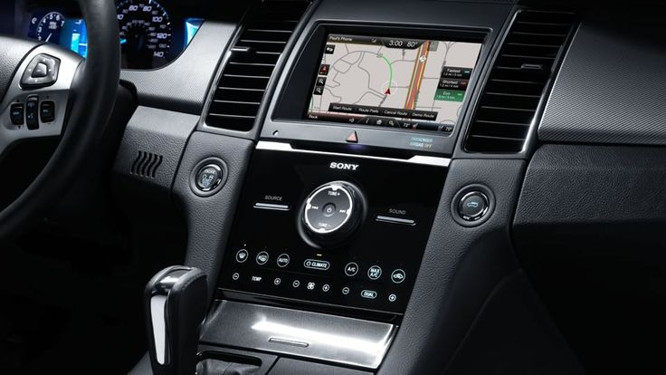 2014 Ford Taurus SHO   The Ultimate Marriage of Performance & Refinement   Ford.com