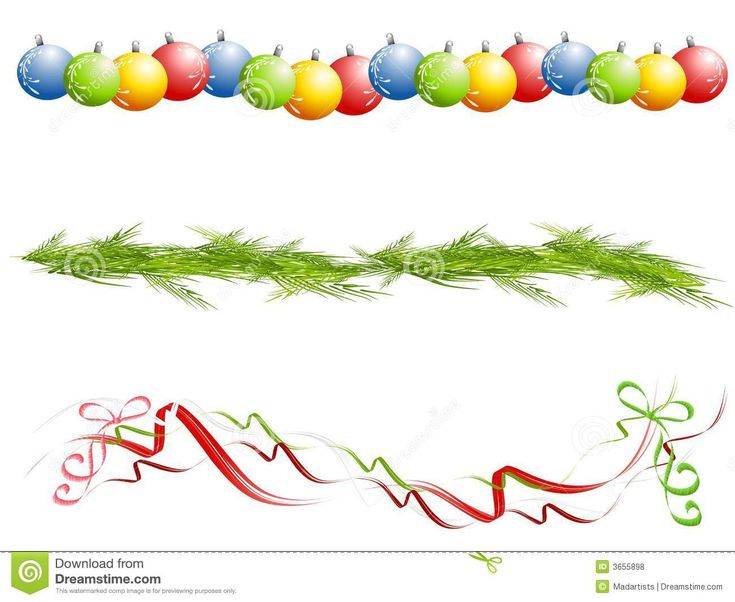 clipart xmas borders - photo #16