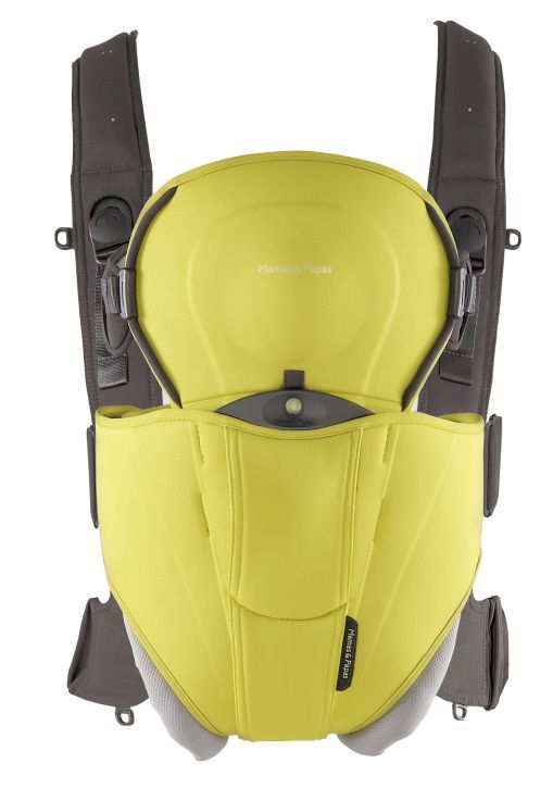 Mamas & Papas Baby morph pod Carrier in lime