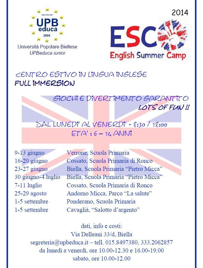 Per dettagli: http://www.informagiovanicossato.it/on-line/Home/Settori/Vacanze/Soggiorniestiviperragazzi.html