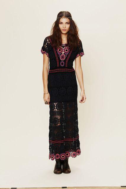 Outstanding Crochet Dress