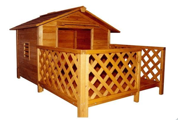 The Mansion Extra Large Dog House | Pets