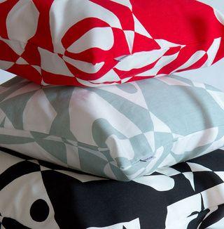 Regatta™ pattern by FREEMOVER. Design: Maria Lovisa Dahlberg. Printed on Eco-textiles, Organic Cotton. @freemoverdesign