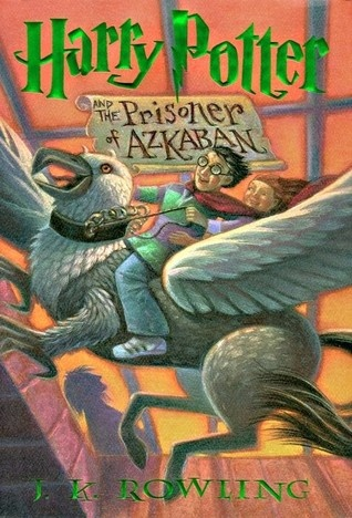Harry Potter and the Prisoner of Azkaban (Harry Potter, #3) - Still my favorite HP book in the series! :-)