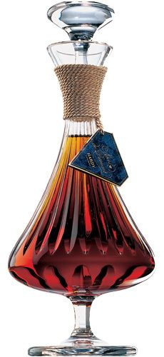 """HARDY DIAMOND COGNAC (1,299.99). Hardy Noces de Diamant; 60 Year Old Grande Champagne Cognac. Named: Best spirit in the World by """"The Spirit Journal"""" – Paul Pacult"""