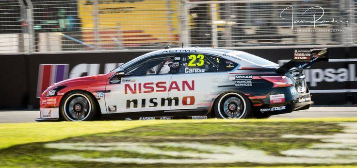 Michael Caruso, Nissan Motorsport, Clipsal 500 2017
