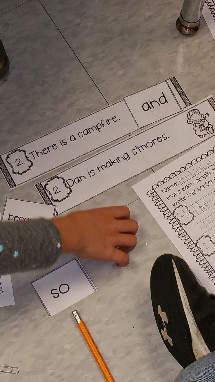 Combining sentences lesson plans high school