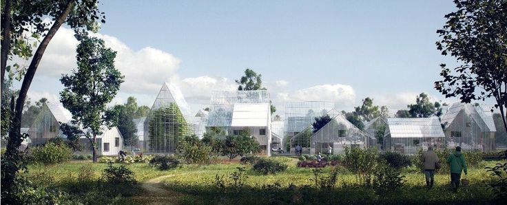 The 'Tesla of eco-villages' is an off-grid community capable of producing its own food, water and electricity