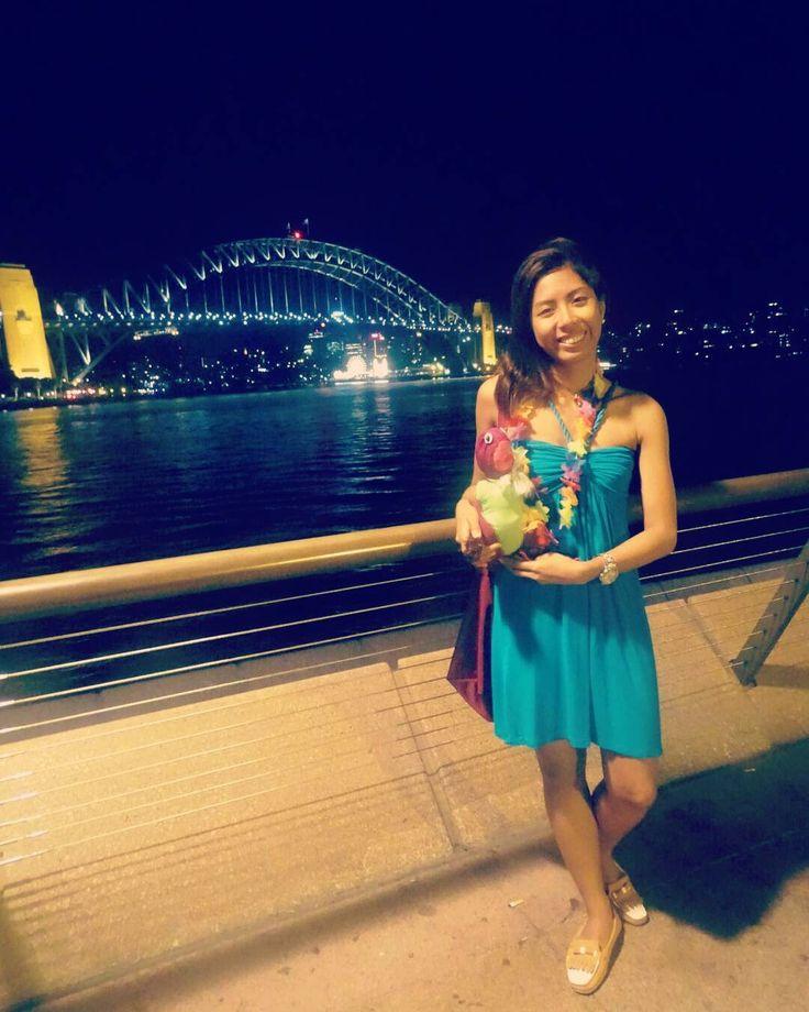 Happy Mardi Gras Sydney 5th March 2016 #charlotteasspecialguest #sydneyharbourbridge #sydney #australia #mardigras2016 by blossom_161 http://ift.tt/1NRMbNv
