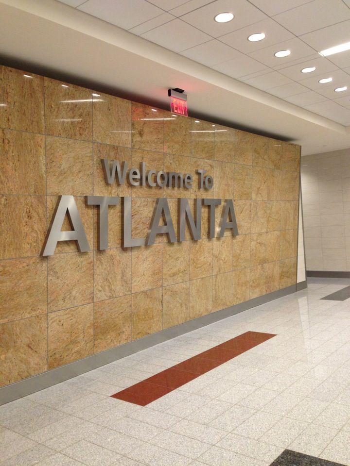 Hartsfield-Jackson Atlanta International Airport (ATL) in Atlanta, GA