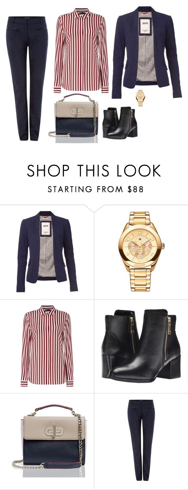 """""""Tommy Hilfiger inspiration"""" by monika1555 on Polyvore featuring Tommy Hilfiger"""