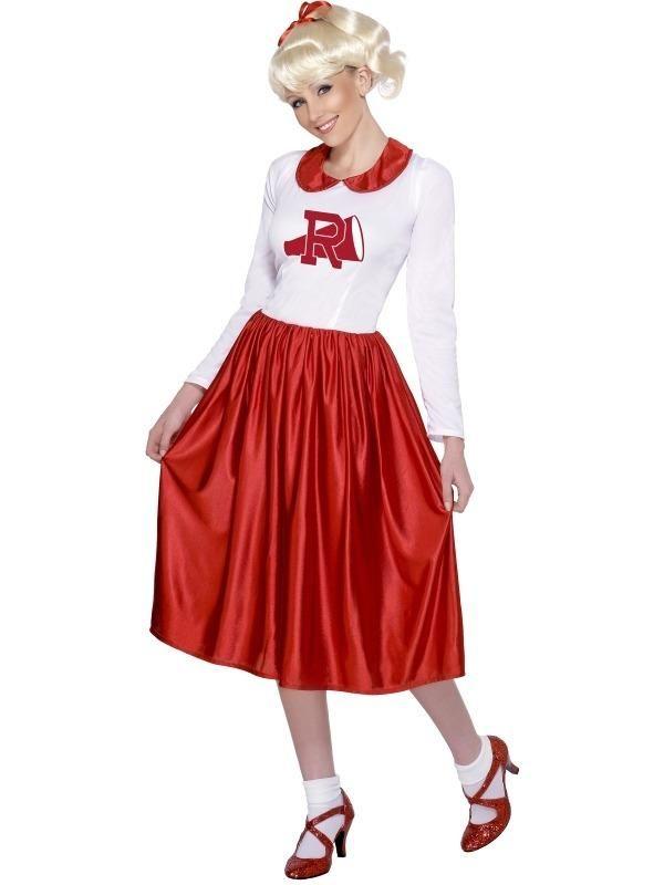 Grease Sandy Schoolmeisje Verkleedkleding!