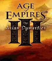Free download java game Age of Empires III: The Asian Dynasties Mobile on your mobile phone! Image №1